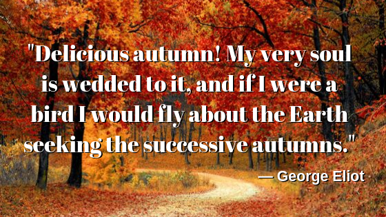 Eliot Autumn quote
